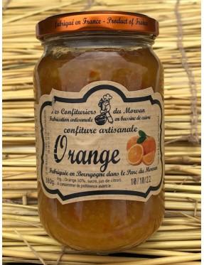 Confiture Artisanale Orange